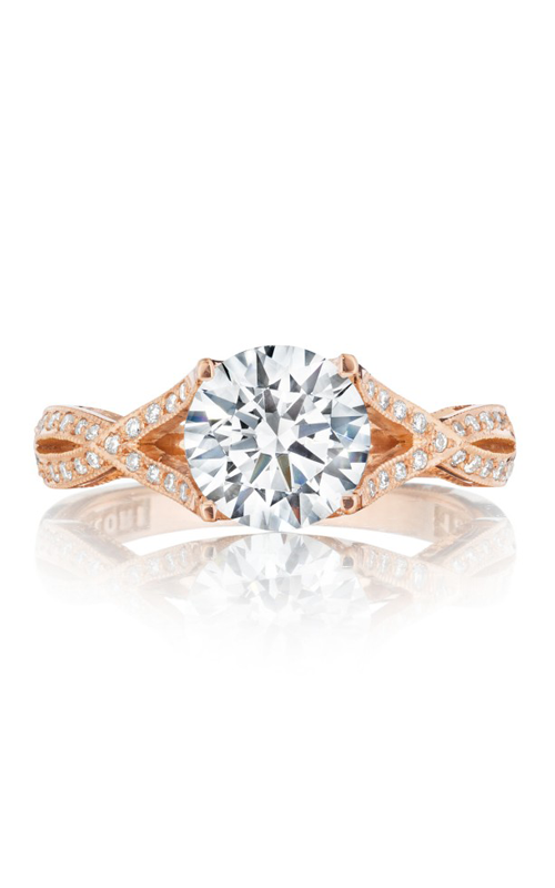 Tacori Ribbon Engagement ring 2565MDRD75Y product image