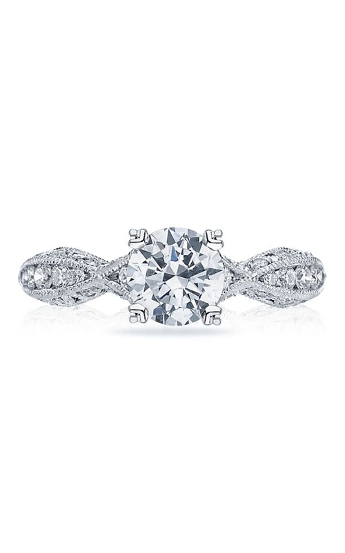 Tacori Classic Crescent Engagement ring 2578PR5512W product image