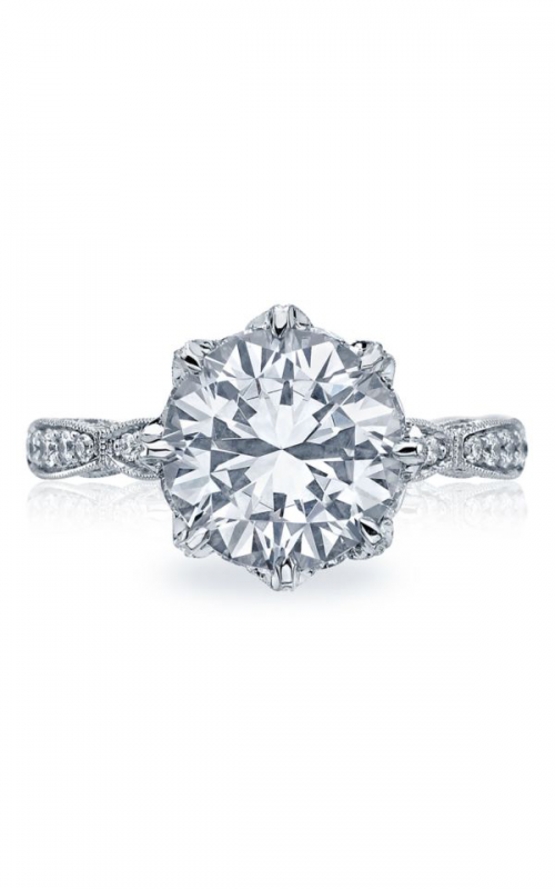 Tacori RoyalT Engagement ring HT2604RD85Y product image
