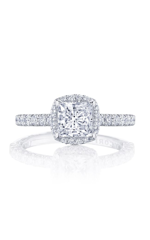 Tacori Petite Crescent Engagement ring HT2572PR55W product image