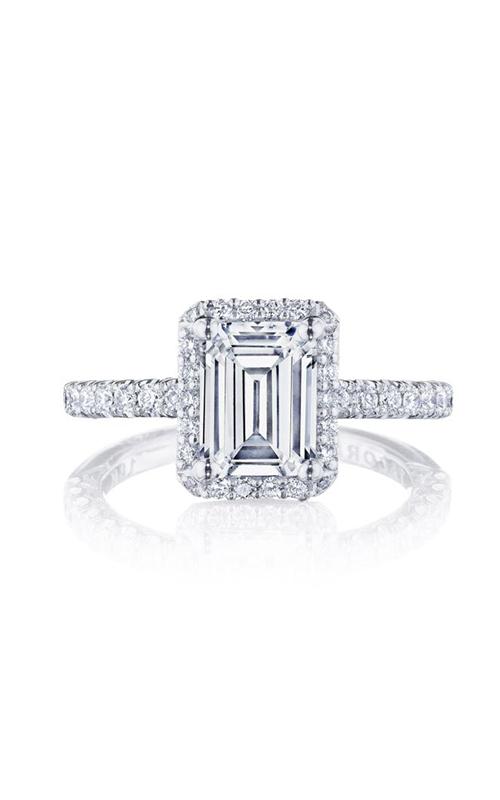 Tacori Petite Crescent Engagement ring HT2572EC8X6PK product image