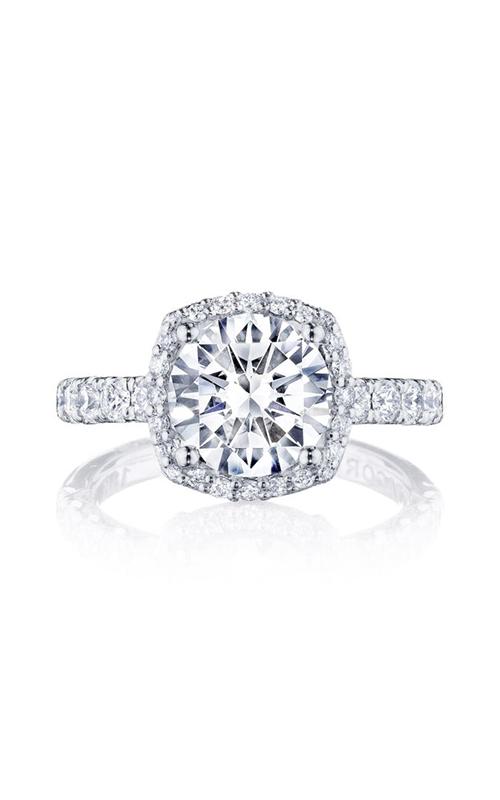 Tacori Petite Crescent Engagement ring HT257225CU85PK product image