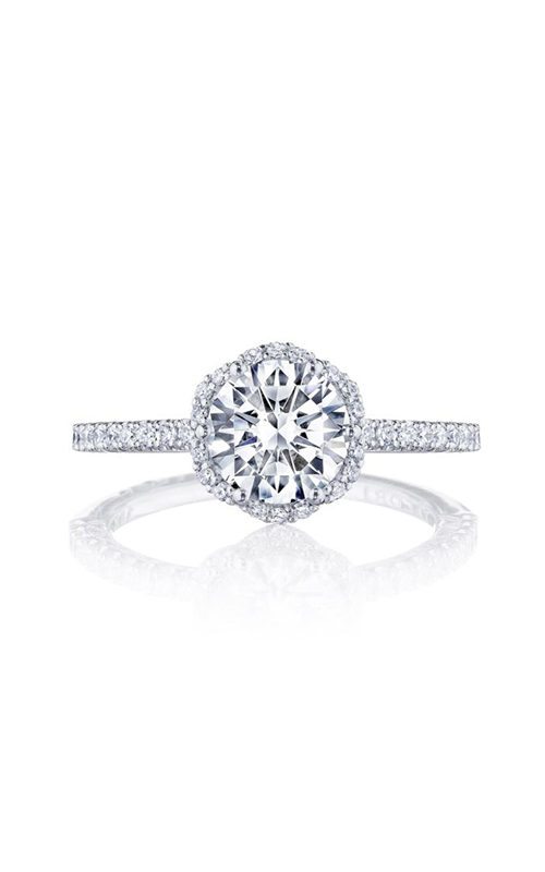 Tacori Petite Crescent Engagement ring HT257215RD7Y product image