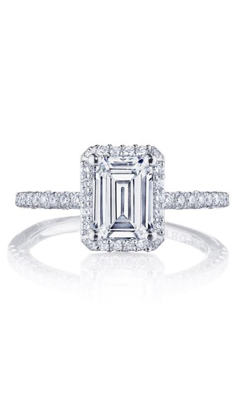 Tacori Petite Crescent Engagement ring HT257215EC75X55Y product image