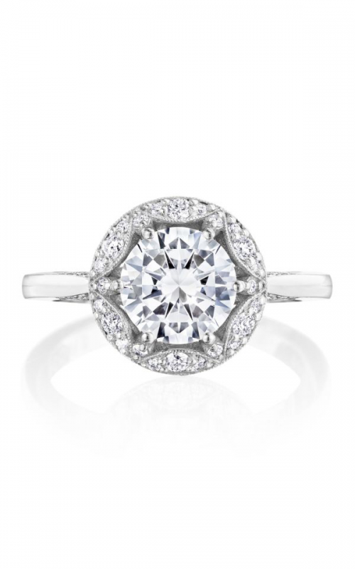 Tacori Crescent Chandelier Engagement ring HT2567RD7.5W product image