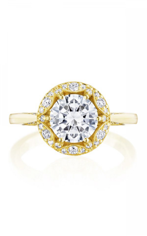 Tacori Crescent Chandelier Engagement ring HT2567RD7.5Y product image