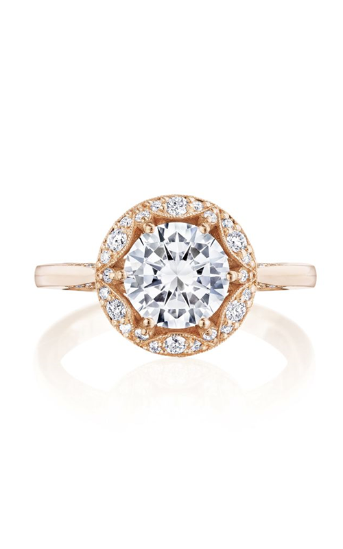 Tacori Crescent Chandelier Engagement ring HT2567RD7.5PK product image