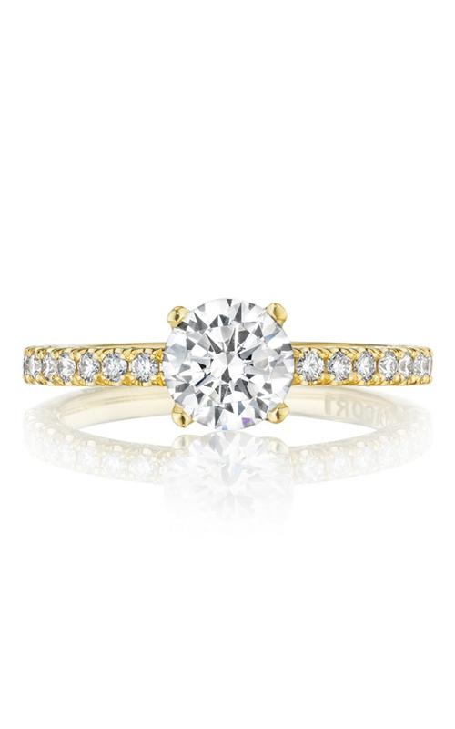 Tacori Petite Crescent Engagement ring HT2545RD65 product image