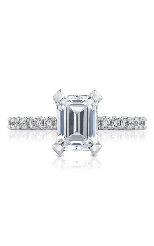 Tacori Petite Crescent Engagement ring HT2545EC75X55PK product image