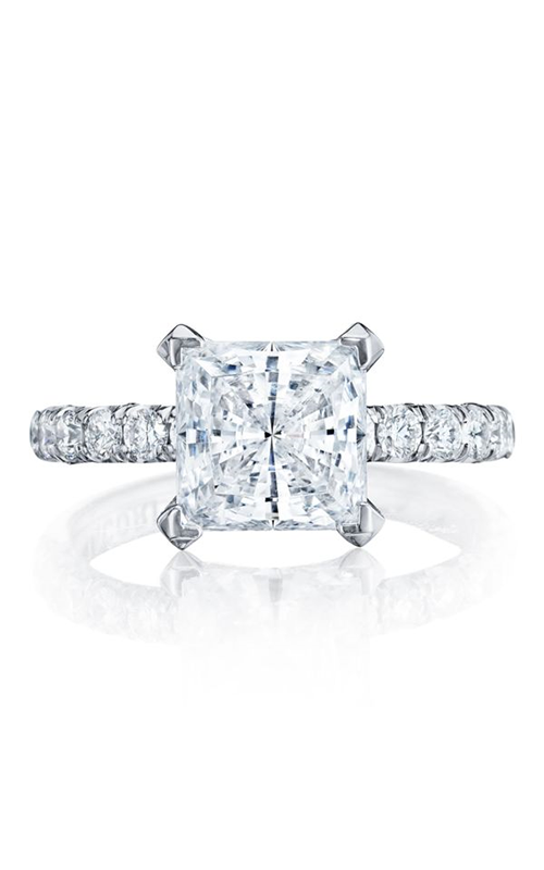 Tacori Petite Crescent Engagement ring HT254525PR75PK product image