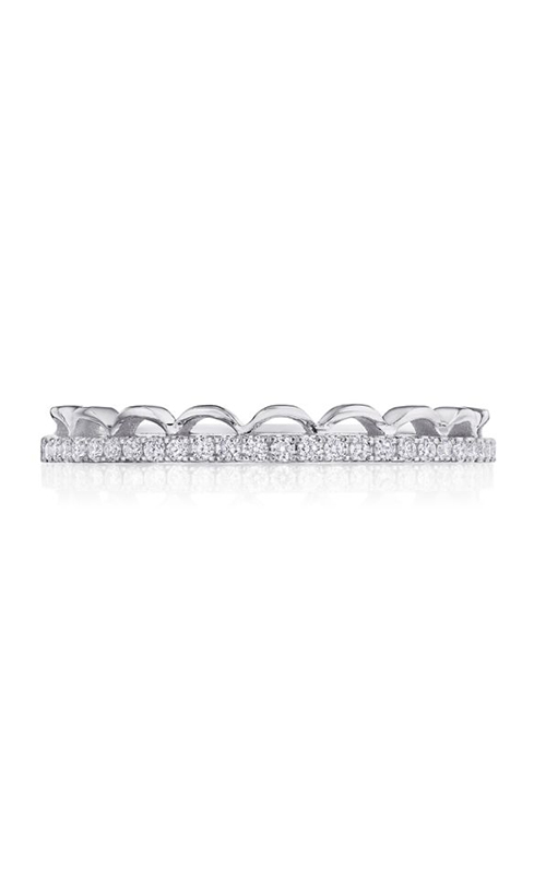 Tacori Crescent Crown Wedding band 2674B12W product image