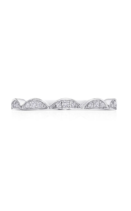 Tacori Crescent Crown Wedding band 2675B12W product image