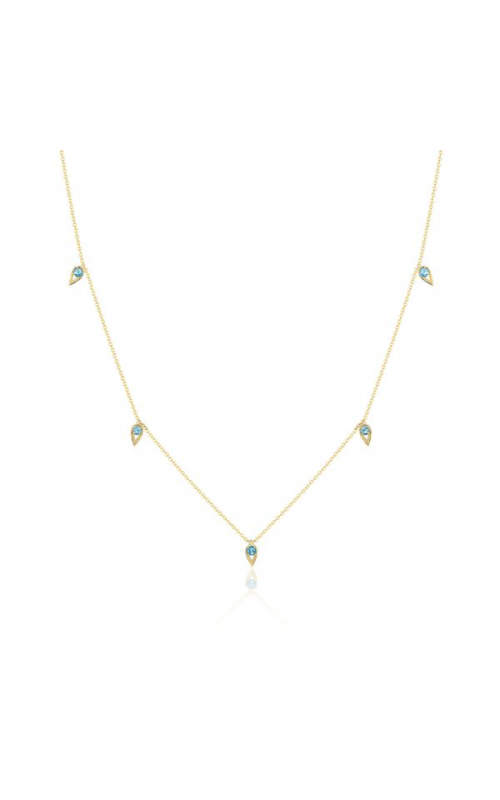 Tacori Petite Gemstones Necklace SN24433FY product image
