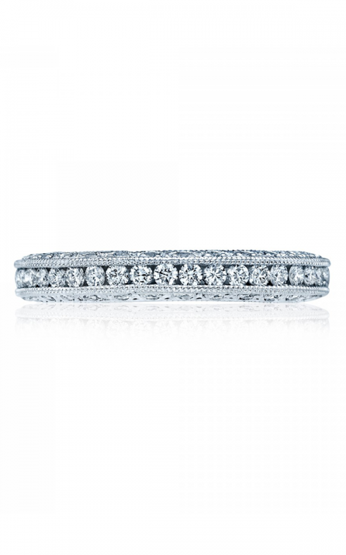 Tacori Classic Crescent Wedding band HT2326B W product image