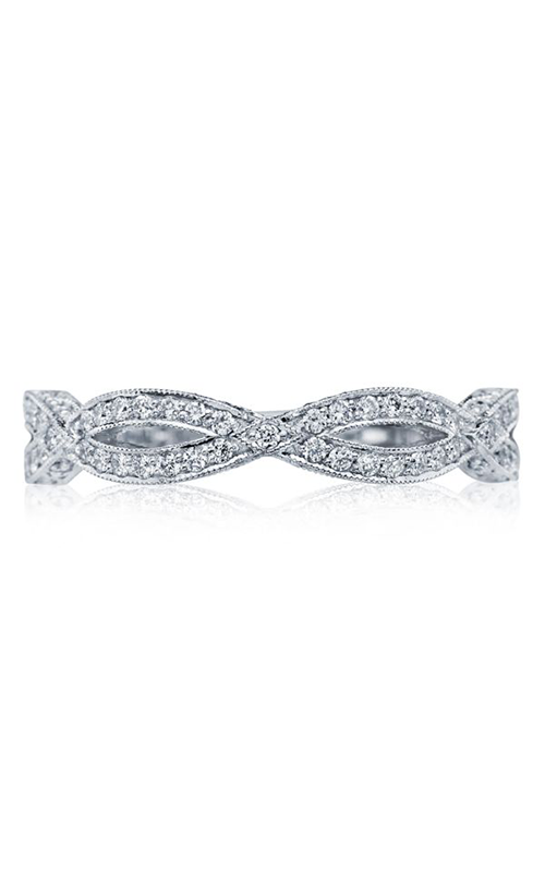 Tacori Ribbon Wedding band HT2528B12W product image