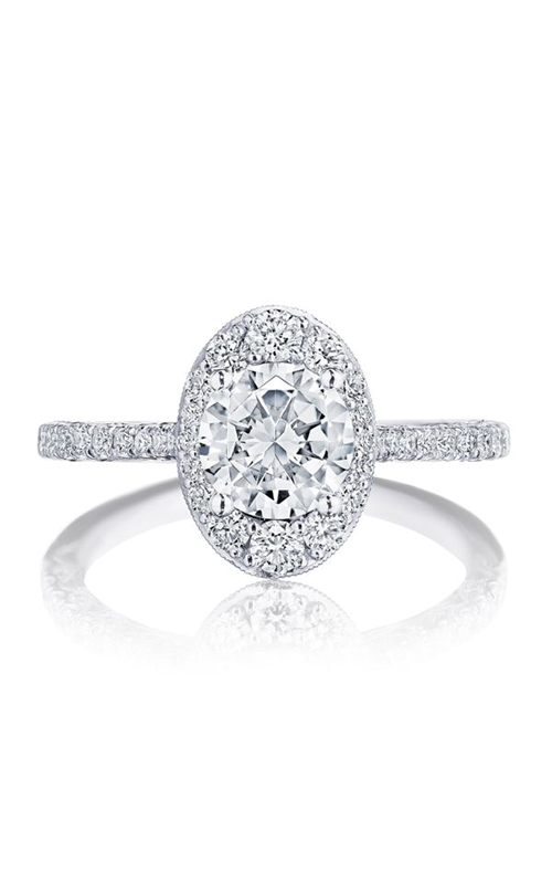 Tacori Inflori Engagement ring HT2576RDOV65Y product image
