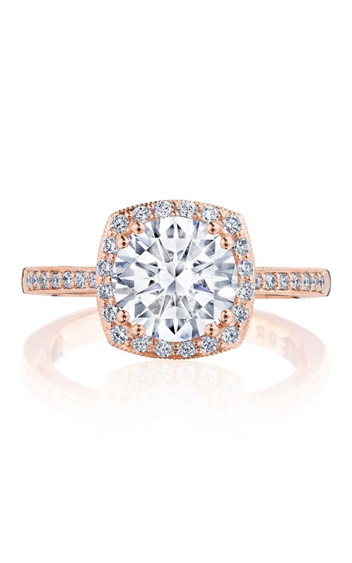 Tacori Coastal Crescent Engagement ring P1032CU8FW product image