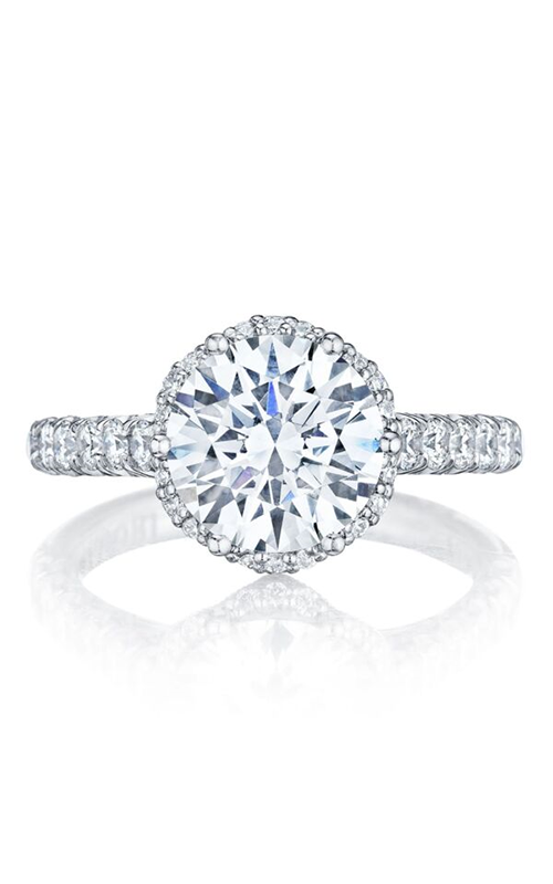 Tacori Petite Crescent Engagement ring HT254725RD8 product image