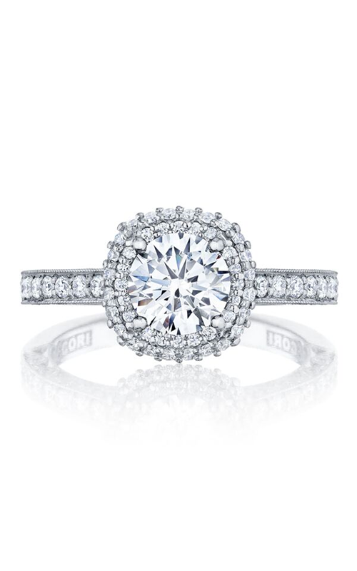 Tacori Blooming Beauties engagement ring HT2522CU65 product image
