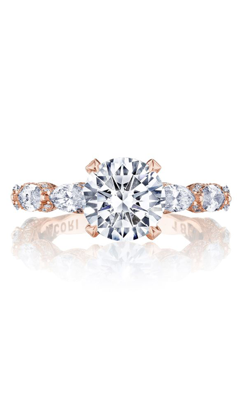 Tacori RoyalT Engagement ring HT2667RD8 product image