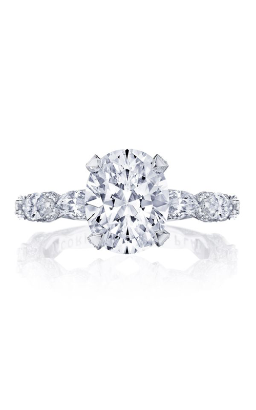 Tacori RoyalT Engagement ring HT2667OV10X8 product image