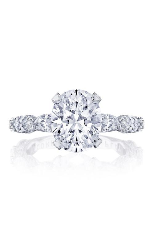 Tacori Classic Crescent Engagement ring HT2667OV10X8 product image