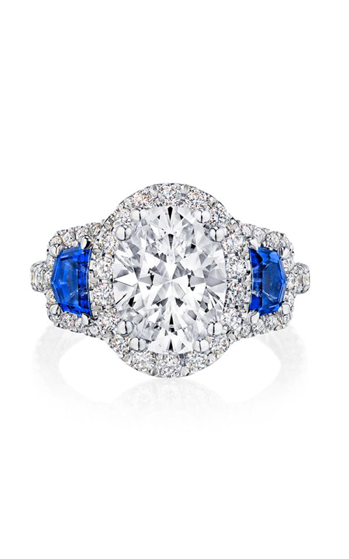 Tacori RoyalT engagement ring HT2680OV105X8BS product image