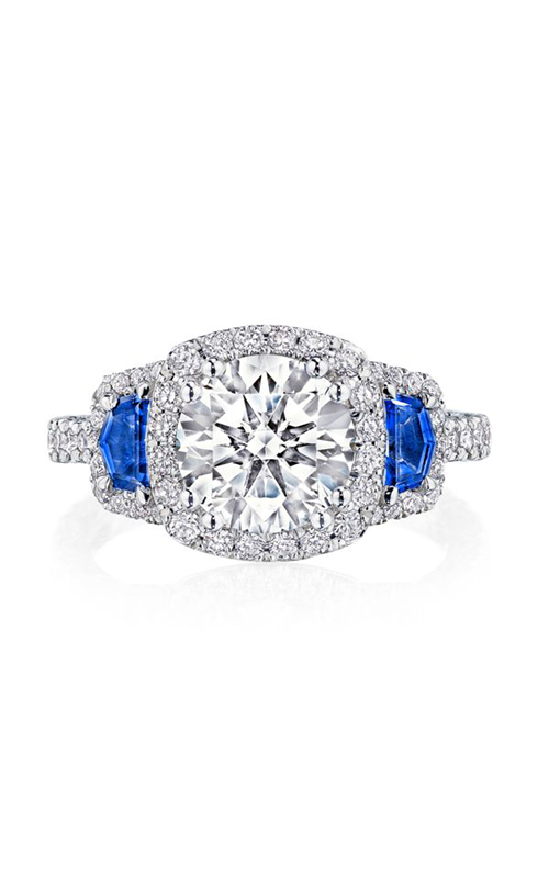 Tacori RoyalT Engagement ring HT2679CU8BS product image