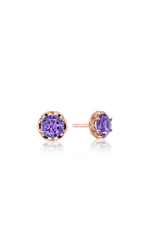 Tacori Crescent Crown Earring SE25301FP product image