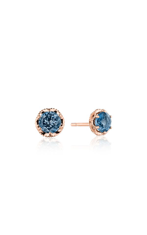 Tacori Crescent Crown Earrings SE25333FP product image