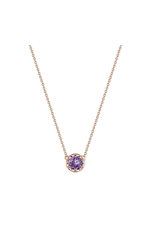 Tacori Crescent Crown Necklace SN23701FP product image