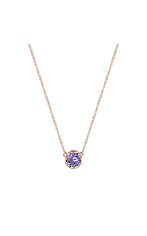 Tacori Crescent Crown Necklace SN23713FP product image