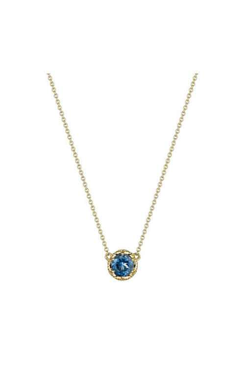 Tacori Crescent Crown Necklace SN23733FY product image