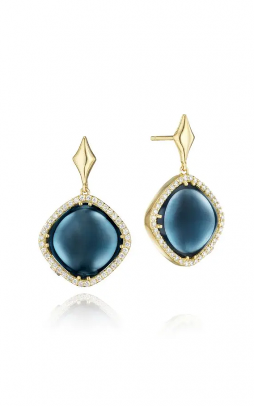 Tacori Crescent Sunset Earrings SE182Y37 product image