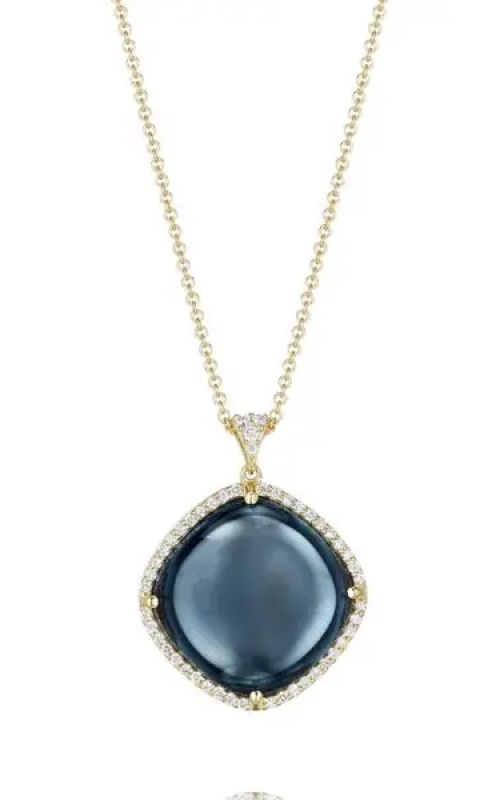 Tacori Crescent Sunset Necklace SN178Y37 product image