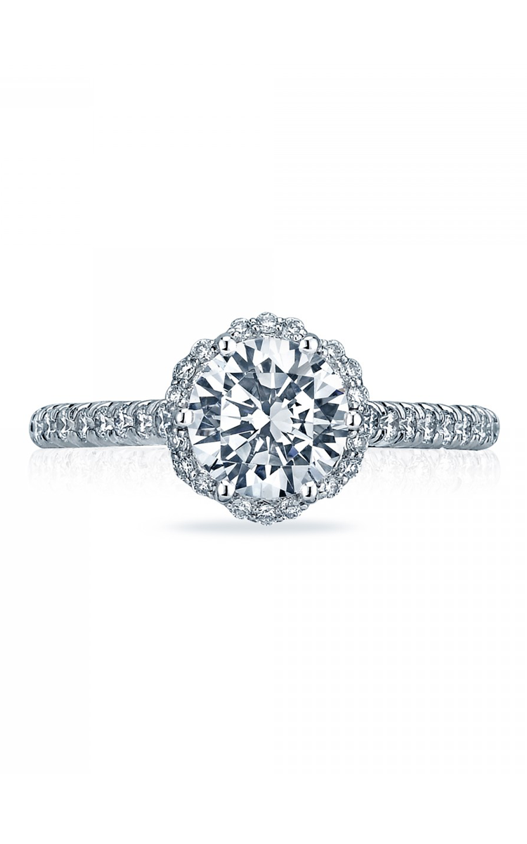Tacori Petite Crescent HT2547RD7W product image