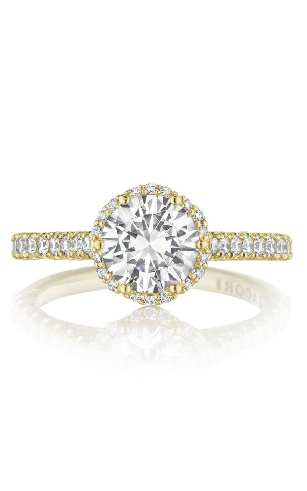 Tacori Petite Crescent HT2547RD7Y product image