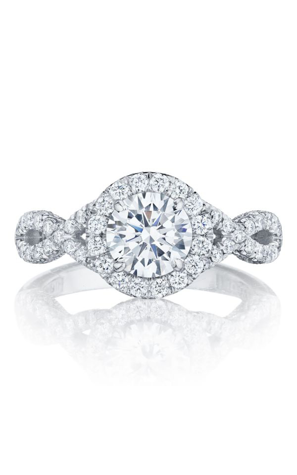 Tacori Petite Crescent HT2549RD65Y product image