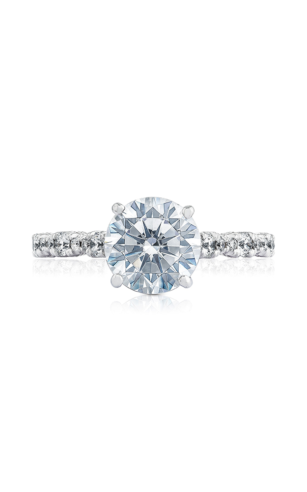 Tacori Petite Crescent HT2558RD8W product image