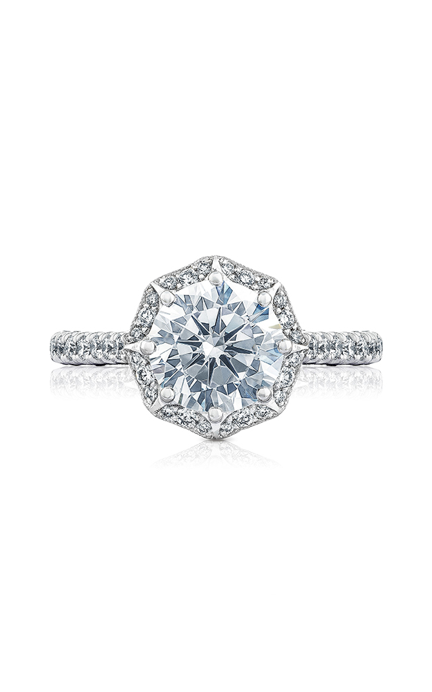 Tacori Petite Crescent HT2555RD8W product image