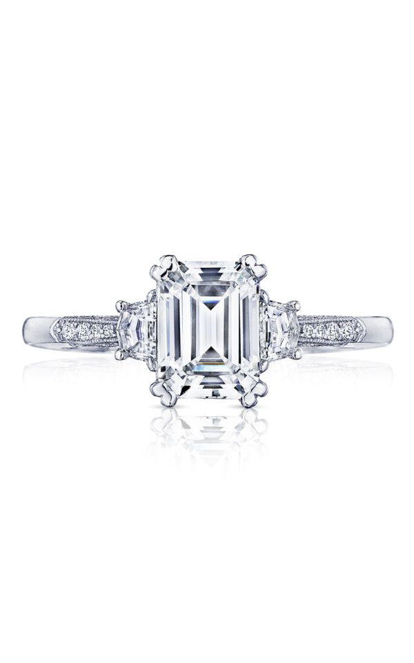 Tacori 2659ec75x55 Engagement Ring Milanj Diamonds