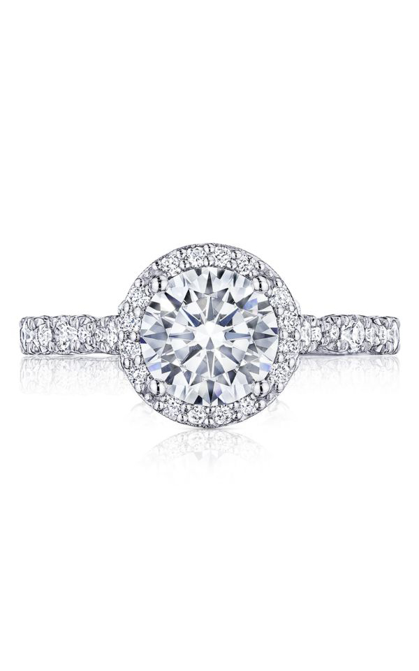 Tacori Petite Crescent HT2560RD75W product image