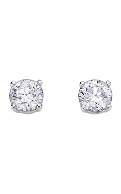 I Am Canadian Diamond Stud Earrings EE2345W/10 product image