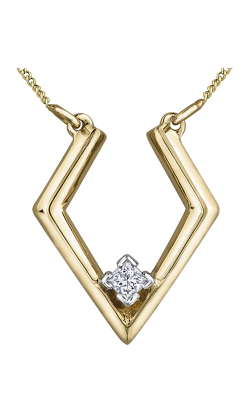 I Am Canadian™ Diamond Necklace NN266/05C-10 product image
