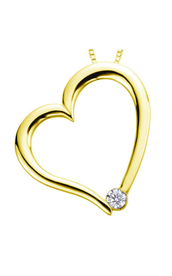 I Am Canadian™ Diamond Solitaire Pendant PP2397C-10 product image