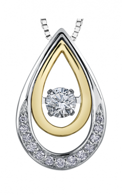 I Am Canadian™ Northern Dancer™ Diamond Pendant PP3224WY/20C-10 product image