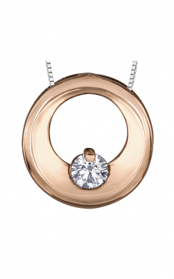 I am Canadian™ Diamond Solitaire Pendant PP3867RW/07C-10 product image