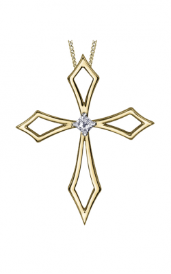 I am Canadian™ Diamond Solitaire Pendant PP4045/04C-10 product image