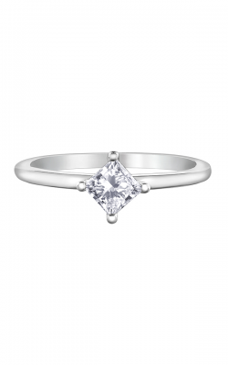 I am Canadian™ Diamond Ladies Solitaire R10100WG/14-10 product image