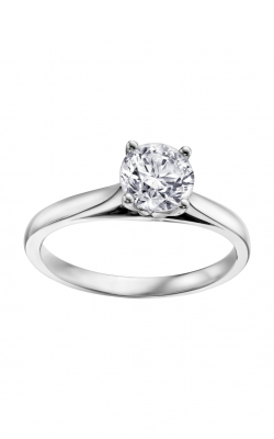 I Am Canadian™ Diamond Ladies Solitaire R1848WG/20 product image
